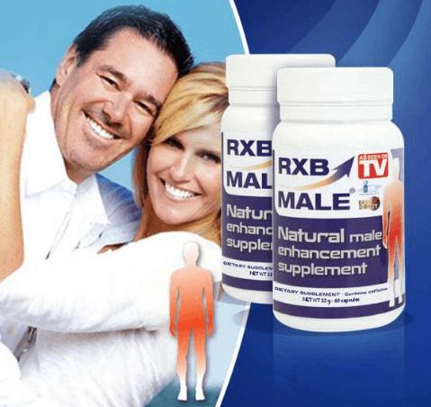 RXB Male Ingredientes. ¿Tiene efectos secundarios?