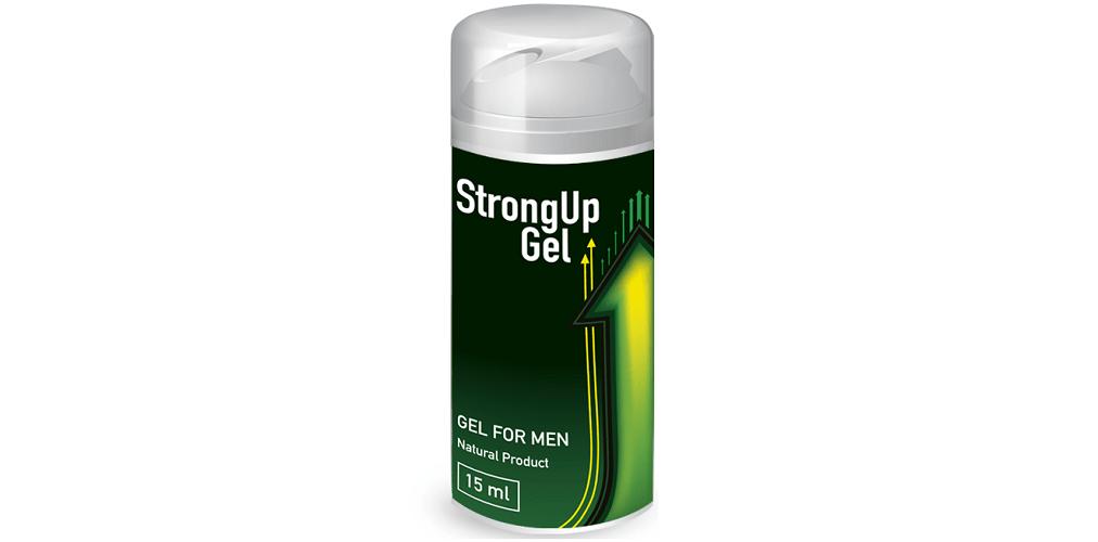 StrongUp Gel Guía Completa 2019, opiniones, foro, precio, donde comprar, en farmacias, España