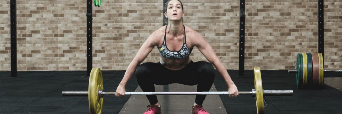 Tonificación muscular con pesas