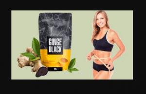 GingeBlack propiedades, ingredientes. ¿Tiene efectos secundarios?