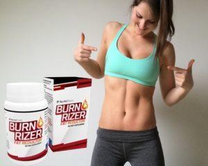 BurnRizer cápsulas, ingredientes, cómo tomarlo, como funciona, efectos secundarios