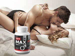 MenMax cápsulas, ingredientes, cómo tomarlo, como funciona, efectos secundarios