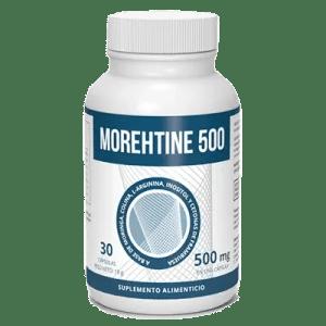 Morethine 500 cápsulas - opiniones, foro, precio, ingredientes, donde comprar, mercadona - España