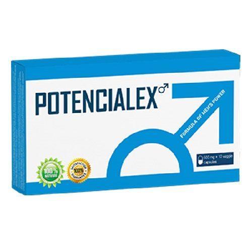 Potencialex cápsulas - opiniones, foro, precio, ingredientes, donde comprar, mercadona - España