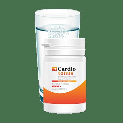 Cardiotonus cápsulas - opiniones, foro, precio, ingredientes, donde comprar, mercadona - España