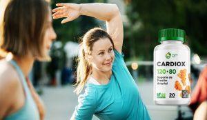 Cardiox cápsulas, ingredientes, cómo tomarlo, como funciona, efectos secundarios