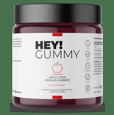HEY!Gummy gomitas - opiniones, foro, precio, ingredientes, donde comprar, mercadona - España