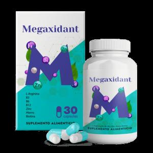 Megaxidant cápsulas - opiniones, foro, precio, ingredientes, donde comprar, amazon, ebay - Chile