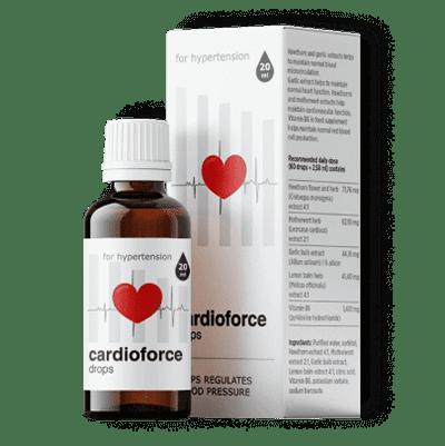 Cardioforce gotas - opiniones, foro, precio, ingredientes, donde comprar, mercadona - España