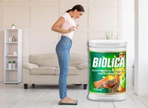Biolica polvo, ingredientes, cómo tomarlo, como funciona, efectos secundarios