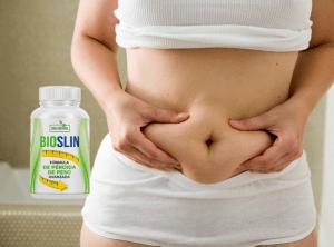 Bioslin cápsulas, ingredientes, cómo tomarlo, como funciona, efectos secundarios