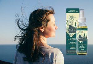 HairEX rociar, ingredientes, cómo usarlo, como funciona, efectos secundarios