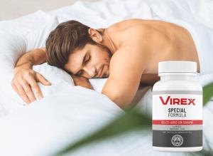 Virex cápsulas, ingredientes, cómo tomarlo, como funciona, efectos secundarios